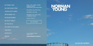 Norman Young Cover Promo