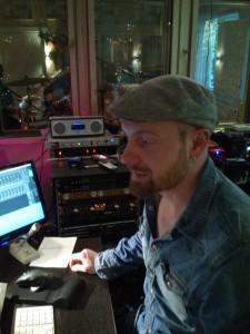 Recording Stefan