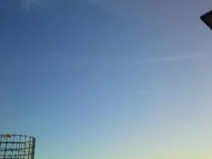 in Wolken bleiben 3